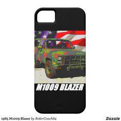 1985 M1009 Blazer iPhone SE/5/5s Case