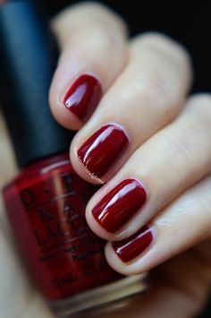 OPI got the blues for red $5
