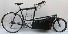 Making a cargo bike
