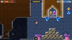 Sploder: Retro arcade creator - Android game screenshots. Gameplay Sploder: Retro arcade creator.