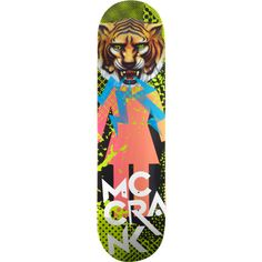 Girl Skateboards Rick McCrank Candy Flip skateboard deck - now at Warehouse Skateboards! #skateboards #whskate