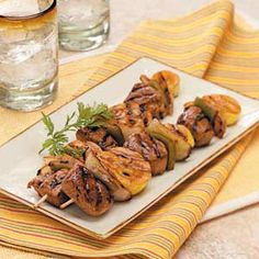 Best pork shish kabob recipes
