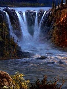Waterfall30