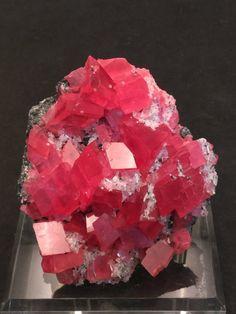 Rhodochrosite Fluorite Raise, Sweet Home Mine, Alma District, Park County, Colorado, USA