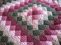 Made To Order  Amish Roses crocheted afghan by petalsandpearls, $74.00