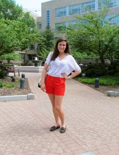 Red Hot shorts via @Amy Levin