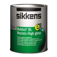 Sikkens Rubbol BL Rezisto High Gloss, hoogglanslak