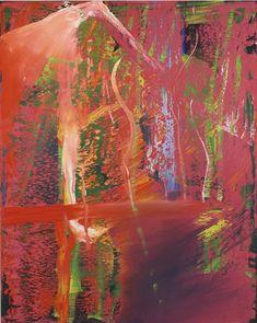 artsyloch:  Gerhard Richter  |   Wind    signed dated...