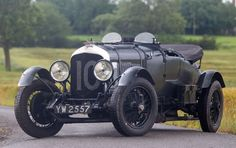 1923 bentley 3 litre bobtail - Google Search