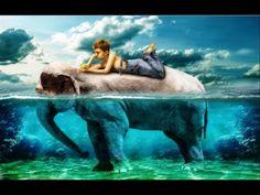 Fantasy Photoshop Photo Manipulation - Photoshop CC Tutorial - YouTube