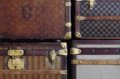 chic + luxe + luggage