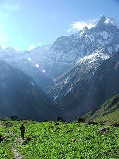 How to: Independently trek Nepal's Annapurna sanctuary