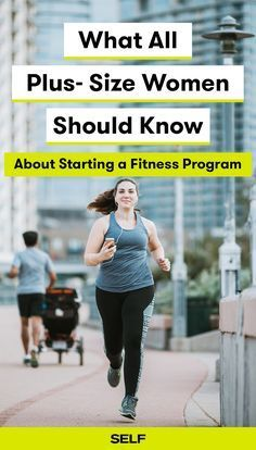 6267a027758 Louise Green has excellent tips for plus size women looking to start a  fitness regimen that