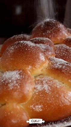 Sweets Recipes, Mexican Food Recipes, Snack Recipes, Cooking Recipes, Tasty Videos, Food Videos, Brownie Recipe Video, Mexican Bread, Dinner Bread