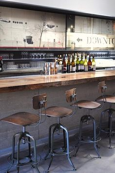 These are the EXACT bar stools we have been looking for.... a must have!