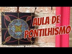 Pontilhismo na Jornada Do Artesanato 3 #ficaemcasa - YouTube
