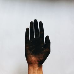 Image / hands should always thrive in being dirty