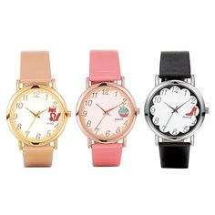Make Up & The Tomboy: Product of the day 2/2/17 ~ Sassy Strap Watch