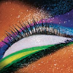Beauty is in the eye of the beholder. For #V41 in 2006 we asked the world's most celebrated makeup artists and their collaborators to offer their interpretations of beauty. The result was a colorful portfolio of diverse answers like this one from @richardburbridge and @kabukinyc. Check Vmagazine.com today for more. #VintageV #TBT  via V MAGAZINE OFFICIAL INSTAGRAM - Celebrity  Fashion  Haute Couture  Advertising  Culture  Beauty  Editorial Photography  Magazine Covers  Supermodels  Runway…