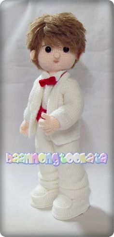 Crochet,Cute Doll,Amigurumi,Crafts, Handwork