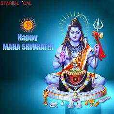May Lord Shiva shower bleesings on all and give power and strength to everyone facing troubles in their lives. Have a bleesed #MahaShivratri #HappyShivratri