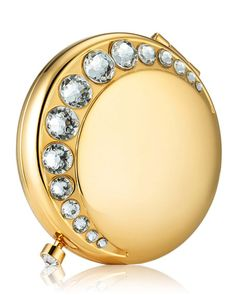 Limited Edition Moon Dreams Powder Compact by Estee Lauder at Bergdorf Goodman. Neiman Marcus, Compact, Lipstick Case, Solid Perfume, Color Powder, Makeup Geek, Face Makeup, Luxury Gifts, Star Patterns