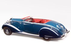 1936 Sports Four-seater Cabriolet by Thrupp & Maberly (chassis 3BU86) for the ex-Maharaja Nawab Muhammad Hamidullah Khan