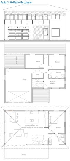 Customer Home Plan / Modified House