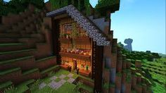 Image result for minecraft survival houses