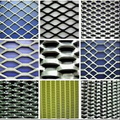 Decorative Expanded Metal Mesh,Decorative Expanded Mesh,Expanded Mesh Plate Manufacturer,Supplier,Factory - Anping No.9 Wire Mesh Factory