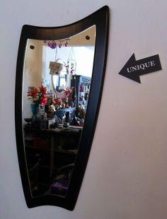 retro black mirror