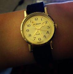 St. Marin Scissor Watch