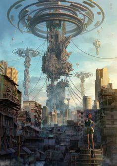 The Art Of Animation, Ruidan Lv - http://xidanlight.com/gallery