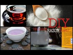 How to Get Rid of Razor Bumps and Razor Burn! DIY - YouTube