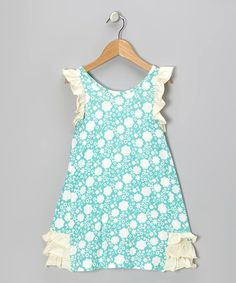 <p+style='margin-bottom:0px;'>Flush+with+fluttery+ruffles+and+a+whimsical+pattern,+this+precious+dress+is+set+to+impress.+Soft+organic+cotton+and+an+easy+slip-over+silhouette+make+this+piece+the+epitome+of+comfort+and+convenience.<p+style='margin-bottom:0px;'> <li+style='margin-bottom:0px;'>100%+organic+cotton<li+style='margin-bottom:0px;'>Machine+wash<li+style='margin-bottom:0px;'>Imported<br+/>