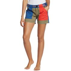 Burton camp shorts