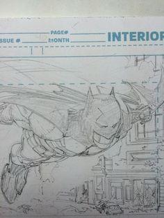 The Zodiack Greg Capullo, Manga Comics, Dc Comics, Drawing Superheroes, Cool Sketches, Batman Art, Comic Page, Nightwing, Dark Knight