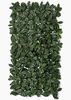 20 x 20in Gardenia Leaf Mat