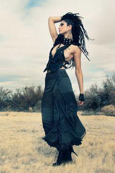 CEIBA Records steampunk desert style #UNIQUE_WOMENS_FASHION http://stores.ebay.com/VibeUrbanClothing