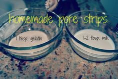 Yep. I tried it. Homemade pore strips. Find out what happened...