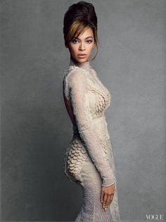 Beyoncé para Vogue, marzo 2013