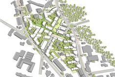 LE HAILLAN - ETUDE URBAINE - Jacques Boucheton Architecte JBA Nantes