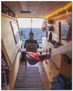 Camper Van Kitchen Ideas (23)
