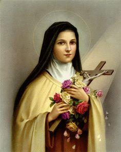 """NOVENA DAS ROSAS   Esta novena pode ser começada em qualquer dia do mês;   ORAÇÃO -   """"Santíssima Trindade, Pai, Filho e Espírito Santo, eu..."""