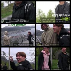 #BTS #방탄소년단 Bon Voyage Episode 3 ❤ Hoseok lost their tickets.. damnit Hoseok you had one job. Fortunately a nice man found them and gave them back to Hoseok. Hoseok was so happy!