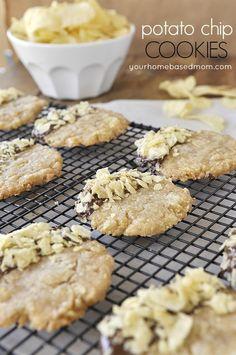 Potato Chip Cookies - your homebased mom