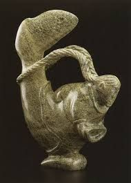 sedna inuit carving - Google Search