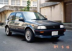 Toyota Starlet Si (EP71)