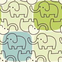 Pattern elefante