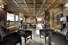 Majestic Alpine Views and Lavish Luxury Await At Stunning Chalet Tsuga
